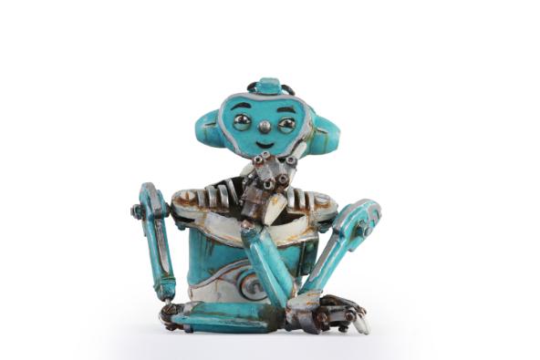 Ontmoet Robert de Robot